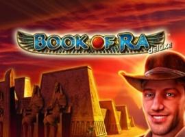 Book of Ra Deluxe: ein farbenfrohes und hochwertiges Spiel
