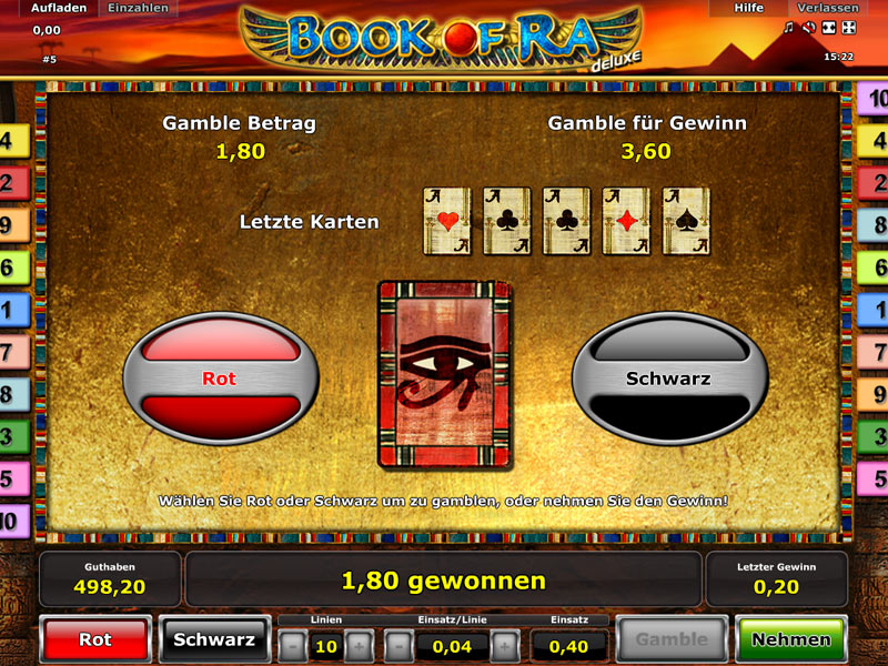 mr green spiel wie book of ra