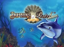 Dolphin Pearl Deluxe Slot – Das Unterwasserreich