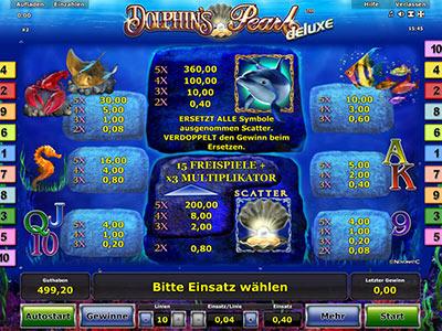 Kostenlos Spielen Ohne Anmeldung Dolphins Pearl
