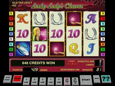 Huge win slots