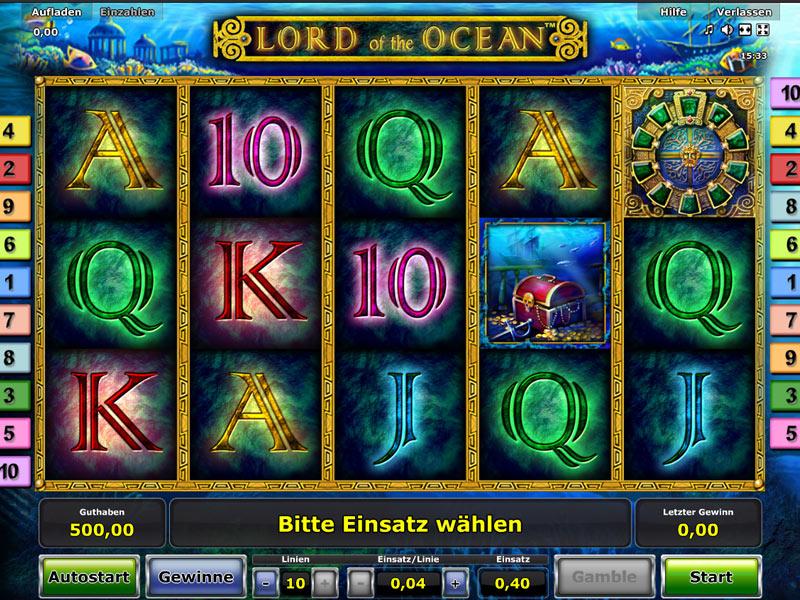 Lord of the Ocean Slot Übersicht: Die verborgenen Schätze des Meeres