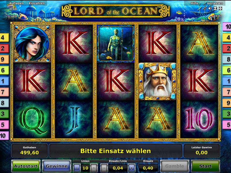 Casinospiele kostenlos spielen lord of the ocean