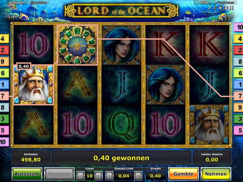 Lord Of The Ocean Kostenlos Online Spielen Ohne Anmeldung