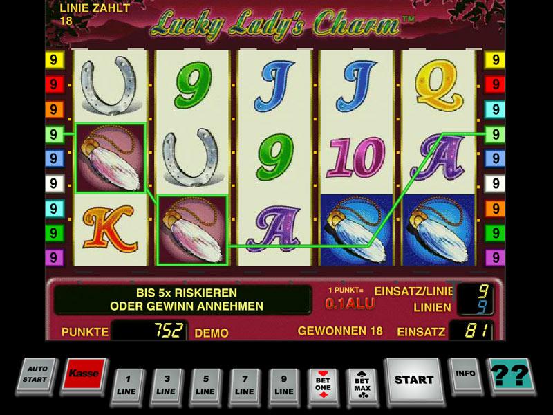 Lucky Ladies Charme Slot Übersicht: Gewinne mit Freispielen