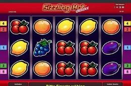StarGames bietet seinen Kunden den legendären Sizzling Hot-Slot an!