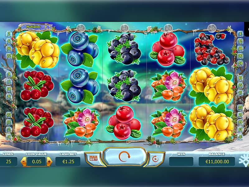 Winterberries Slot Übersicht auf Sizzling-hot-deluxe-777