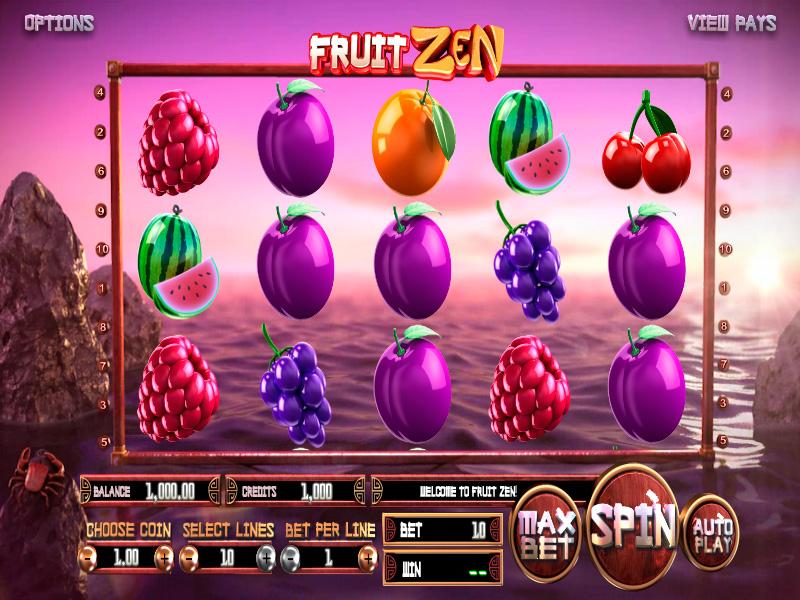 Fruit Zen Spielautomat Übersicht auf Sizzling-hot-deluxe-777