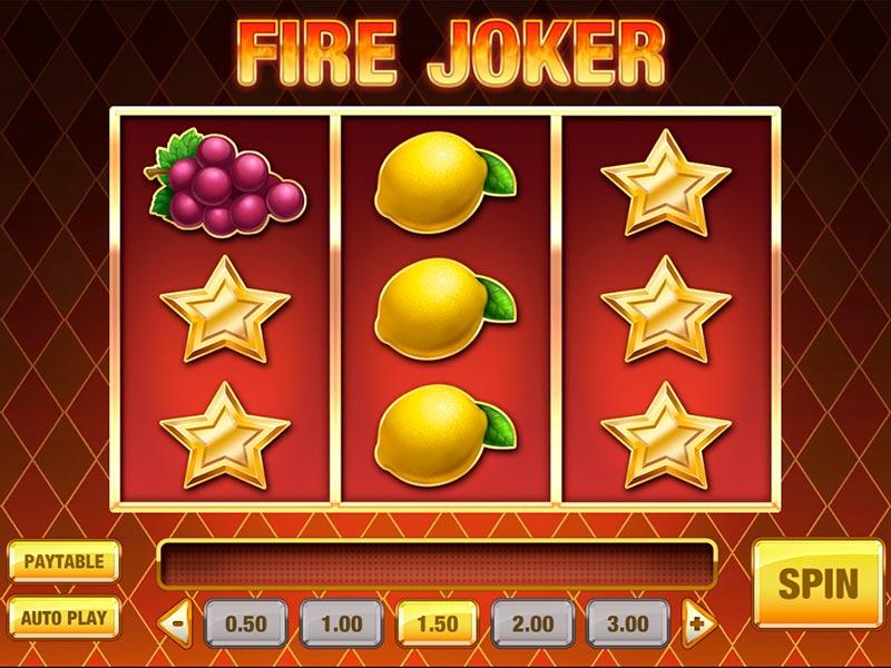 Fire Joker Slot Übersicht auf Sizzling-hot-deluxe-777